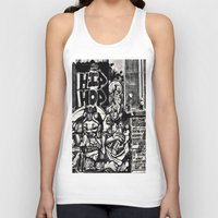 hip hop Tank Tops featuring Hip Hop by J. Unger Photography