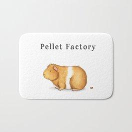 Pellet Factory - Guinea Pig Poop Bath Mat