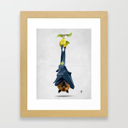 Peared (Wordless) Framed Art Print