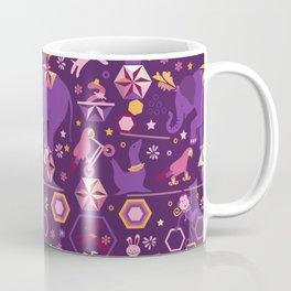 Hexagon circus Coffee Mug