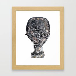 SOUL SAILOR no.4 Framed Art Print