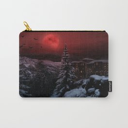 Dark Winter Escape Carry-All Pouch