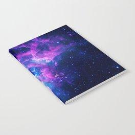 Dream Of Nebula Galaxy Notebook