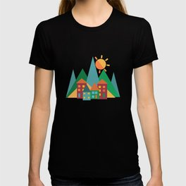 Summer in the Alps T-shirt