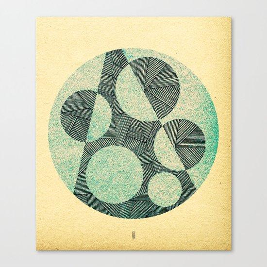 - cosmogony_03 - Canvas Print