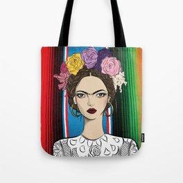 Viva la Frida Tote Bag