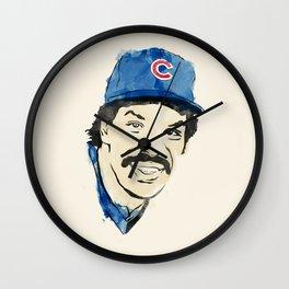 "Andre ""The Hawk"" Dawson Wall Clock"