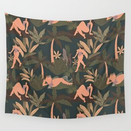 Summer at the Beach Wall Tapestry