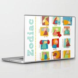 Zodiac Laptop & iPad Skin
