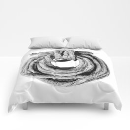 Rope Coil Comforters
