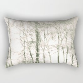 Windy Woods Rectangular Pillow