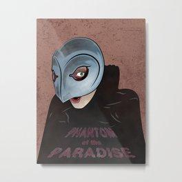 The Phantom V1 Metal Print