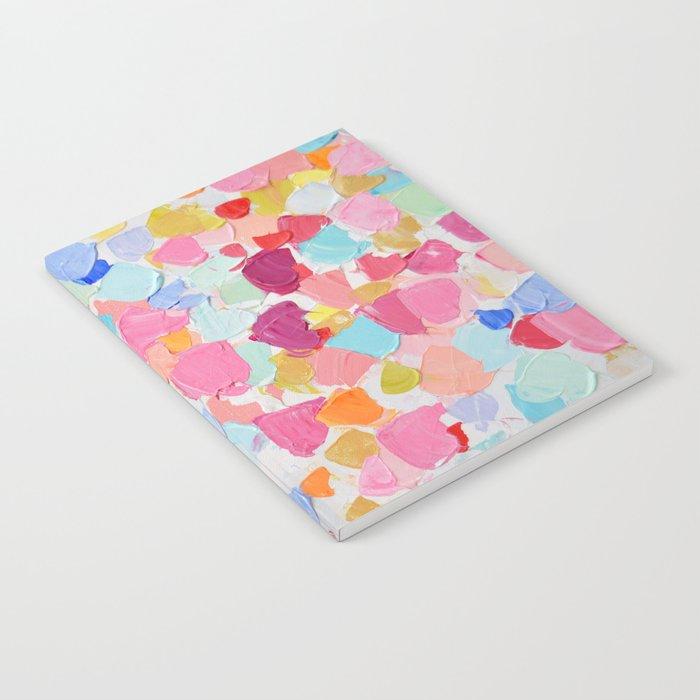 Amoebic Confetti Notebook