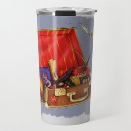Magic Suitcase Travel Mug