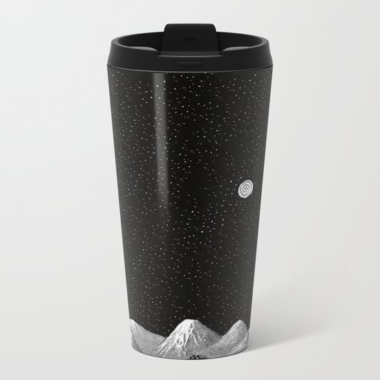 moonligth Metal Travel Mug