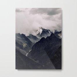 The Caucasus Metal Print