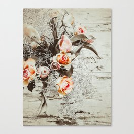 Impact Reclaimed Canvas Print