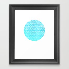 Water, Water Framed Art Print