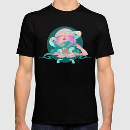 Horror fish T-shirt