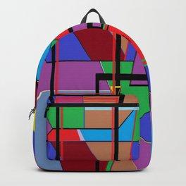 Geometry - Shape on Shape Backpack