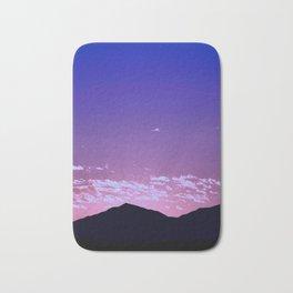 SW Mountain Sunrise - I Bath Mat