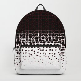 Be at Peace Not in Pieces Backpack