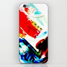 Hipster  iPhone & iPod Skin