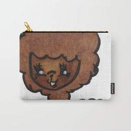 Happy little alpaca Carry-All Pouch