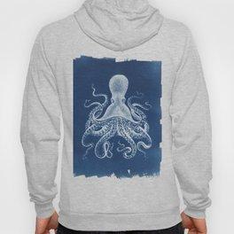 Octopus Cyanotype Hoody