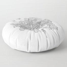 Simplexity Floor Pillow