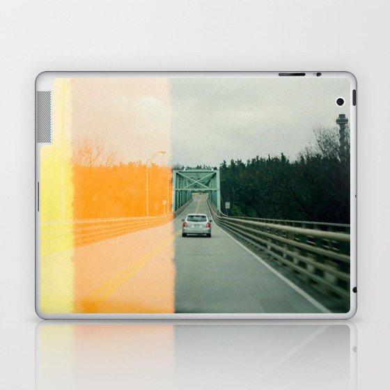 upstate new york Laptop & iPad Skin