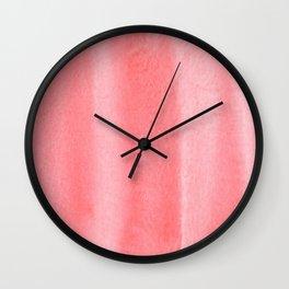 151208 16. French Vermillian Wall Clock