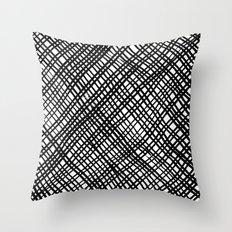 Fishnet Throw Pillow