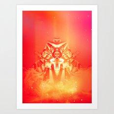 Prometheus Uprising Art Print