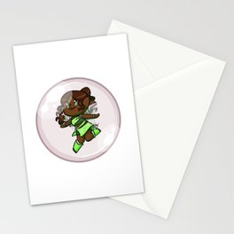 Layla/Aisha Bubble Stationery Cards