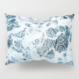 Ocean Mandala - My Wild Heart Pillow Sham