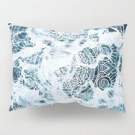 Ocean Mandala - My Wild Heart Pillow Sham