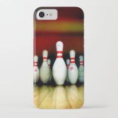 BOWLING - for iphone iPhone 7 Slim Case