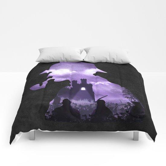The Secret of the Castle Comforters