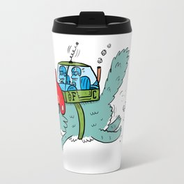 Speed Fred! (Special Edition) Travel Mug