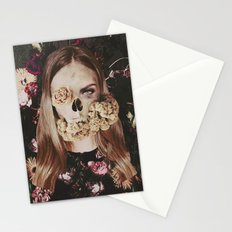 Deadly Girl Stationery Cards
