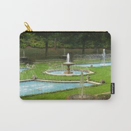 Garden of Fountains Carry-All Pouch