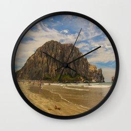 Morro Rock Wall Clock