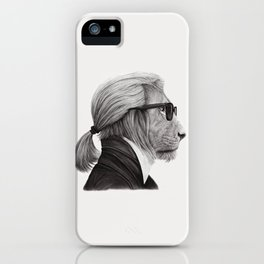 Fashion Lion iPhone Case