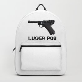 Luger P08 Parabellum Backpack