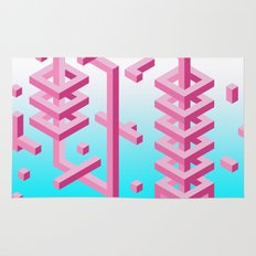 Isometric Adventure Rug