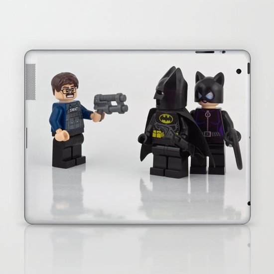 You said he would be cool Laptop & iPad Skin