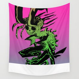 DEMON Wall Tapestry