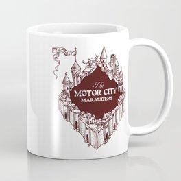 Motor City Marauders Logo Coffee Mug
