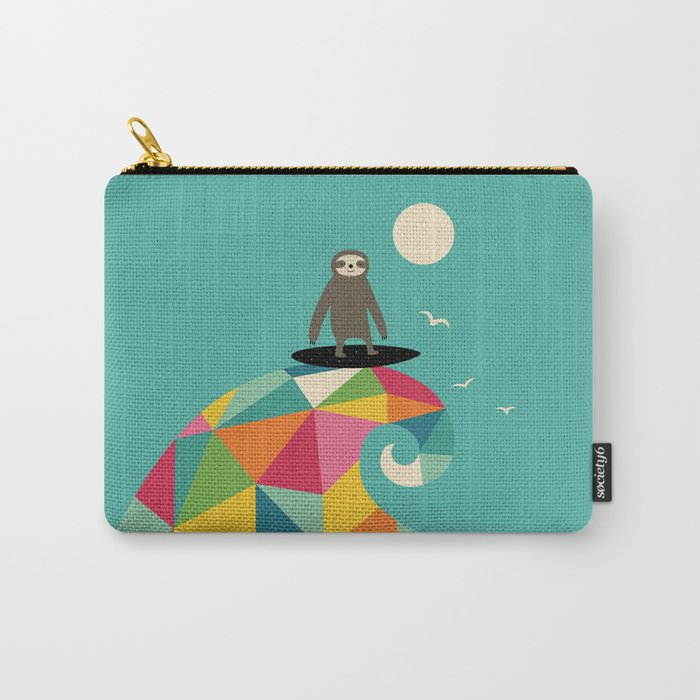Surfs Up Carry-All Pouch